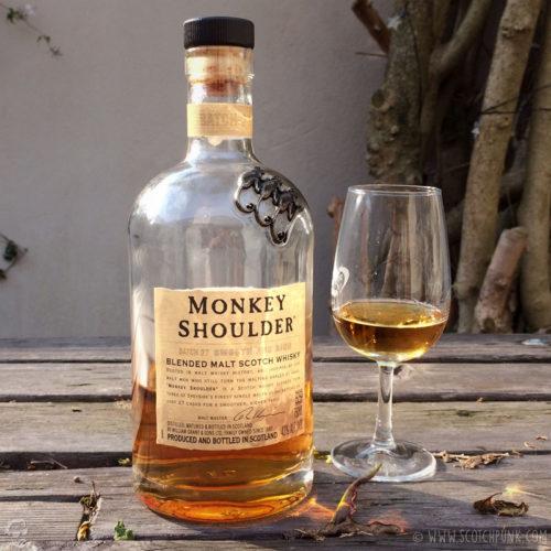 Review: Monkey Shoulder