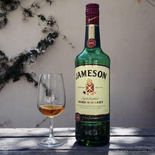 Review: Jameson Irish Whiskey