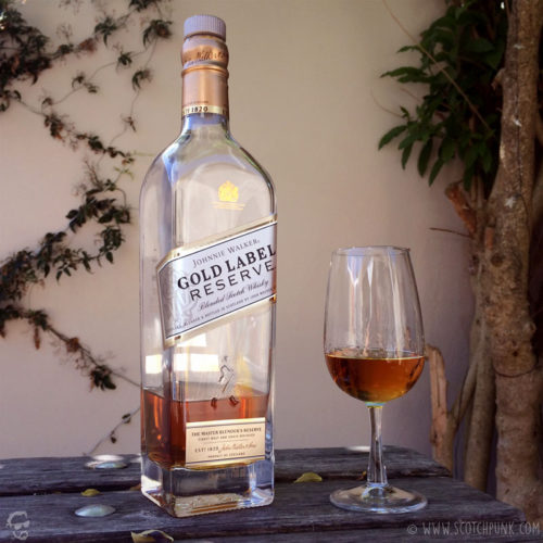 Review: Johnnie Walker Gold Label Reserve
