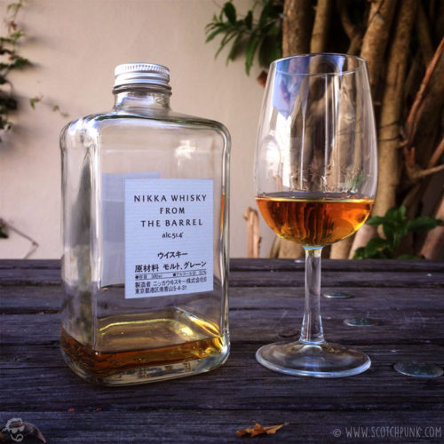 Review: Nikka From The Barrel