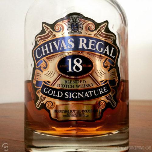 Review: Chivas Regal 18