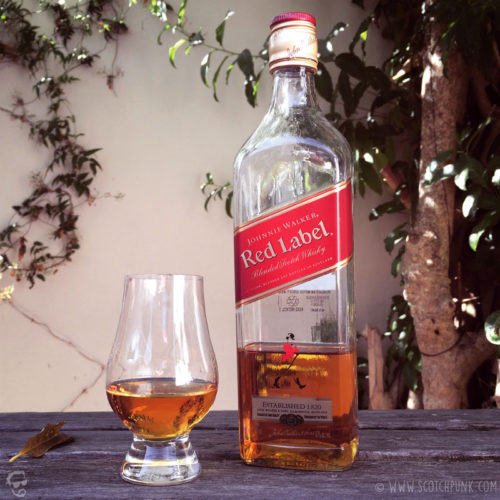 Review: Johnnie Walker Red Label