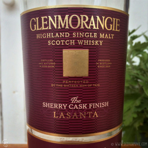 Review: Glenmorangie Lasanta
