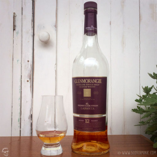 Review: Glenmorangie Lasanta