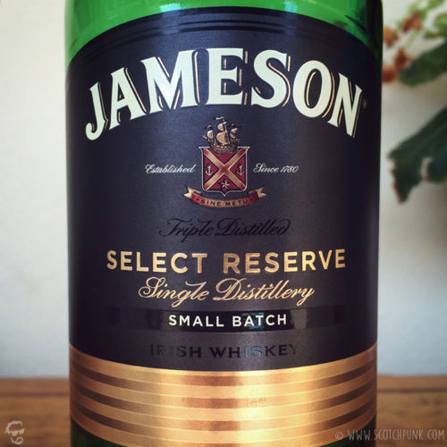 Review: Jameson Select Reserve