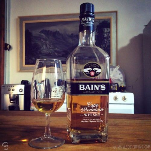Review: Bain's Cape Mountain Whisky