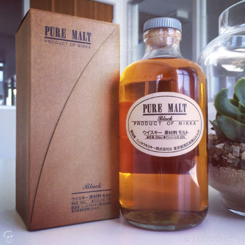Review: Nikka Pure Malt Black
