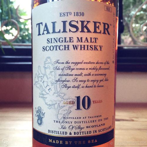 Review: Talisker 10