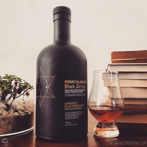 Review: Bruichladdich Black Art 1990