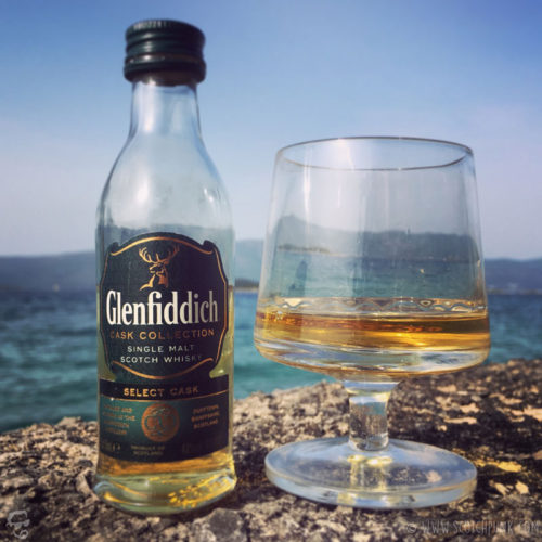 Review: Glenfiddich Cask Collection - Select Cask