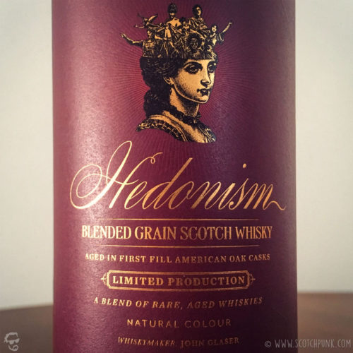 Review: Compass Box Hedonism