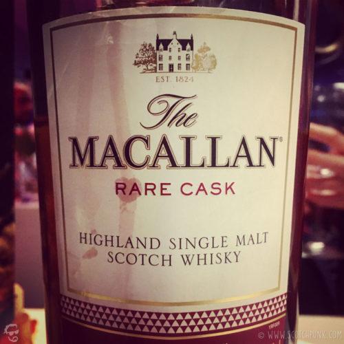 Review: Macallan Rare Cask