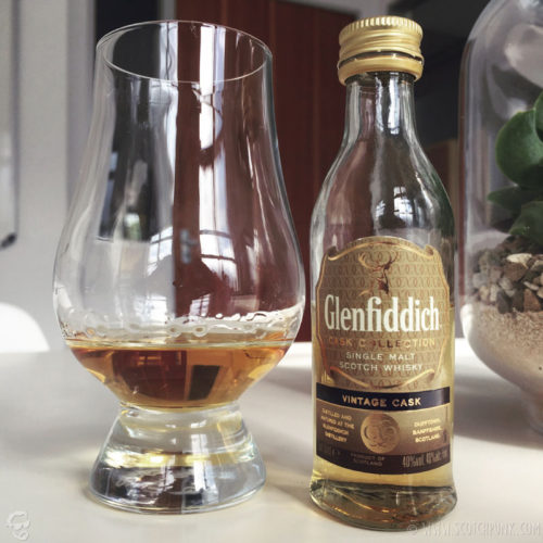 Review: Glenfiddich Cask Collection - Vintage Cask