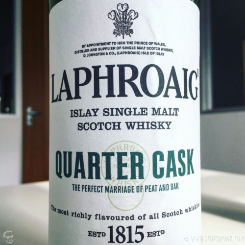 Review: Laphroaig Quarter Cask
