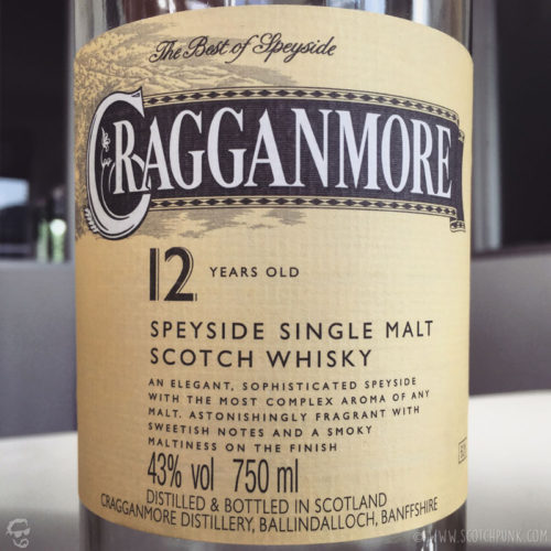 Review: Cragganmore 12