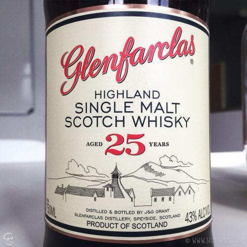 Review: Glenfarclas 25