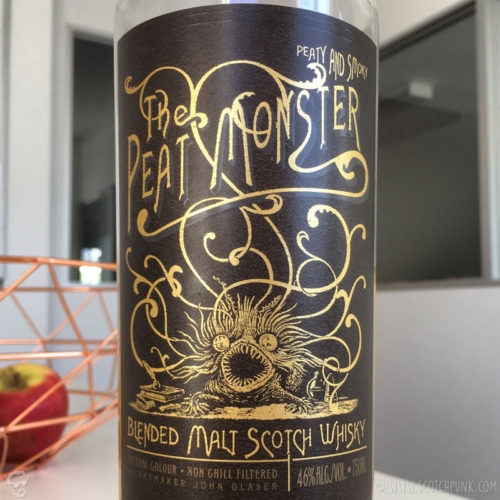 Review: Compass Box - The Peat Monster