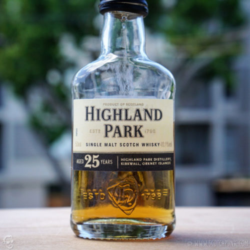 Review: Highland Park 25