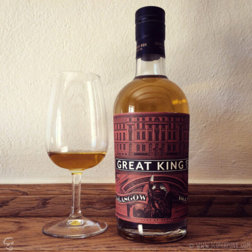 Review: Great King St - Glasgow Blend