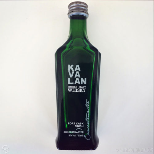 Review: Kavalan Concertmaster