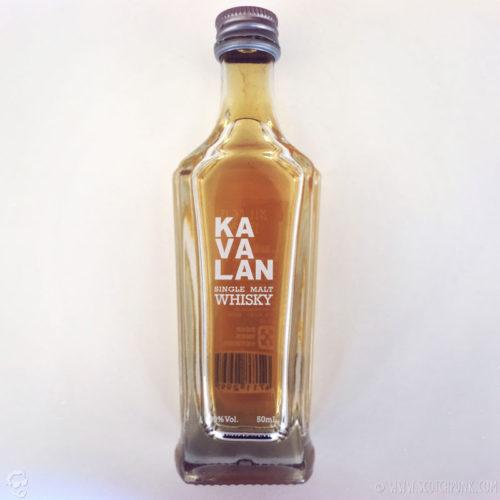 Review: Kavalan Single Malt