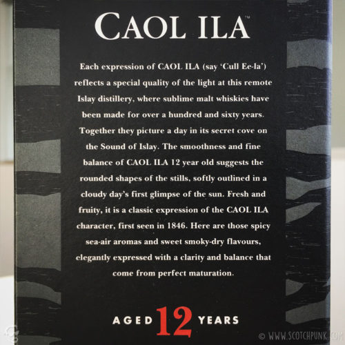 Review: Caol Ila 12
