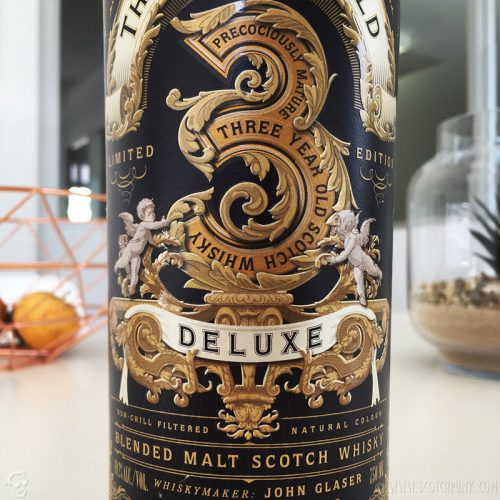 Review: Compass Box 3 Year Old Deluxe