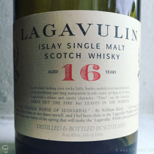 Review: Lagavulin 16