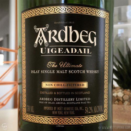 Review: Ardbeg Uigeadail