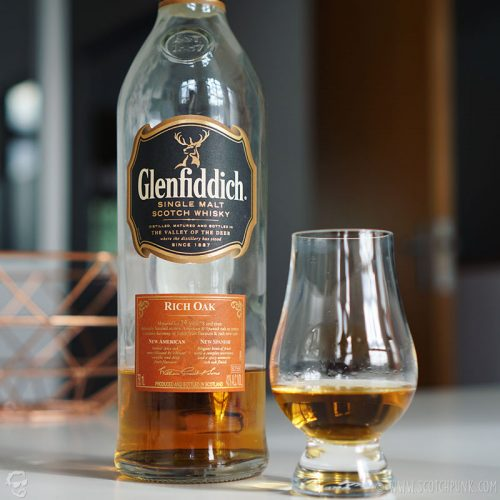Review: Glenfiddich 14 Rich Oak