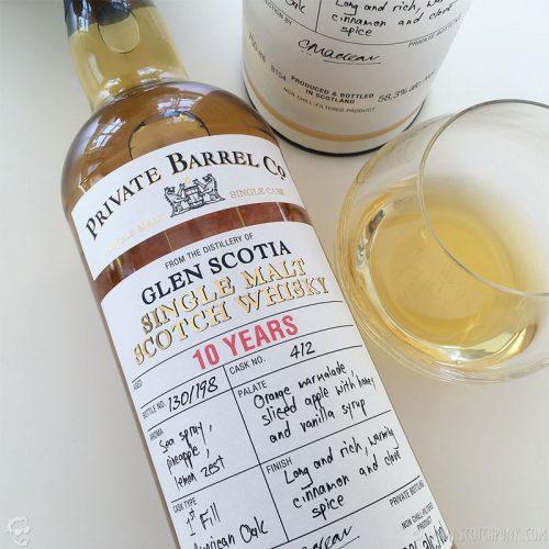 Review: Glen Scotia 10