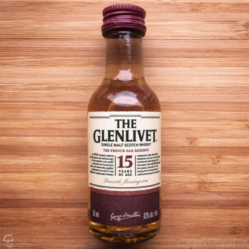 Review: The Glenlivet 15