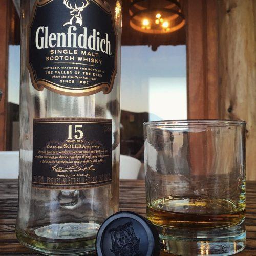 Review: Glenfiddich 15 Solera
