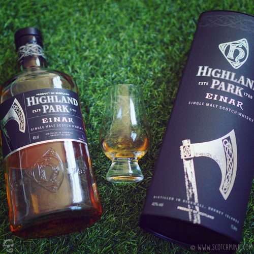 Review: Highland Park Einar