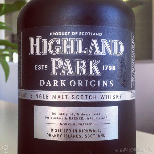 Review: Highland Park Dark Origins