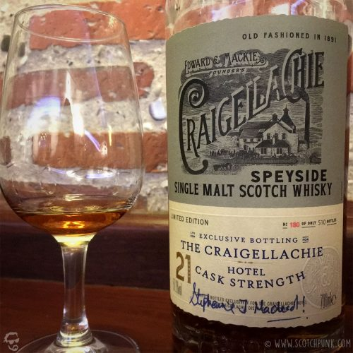Review: Craigellachie 21 Limited