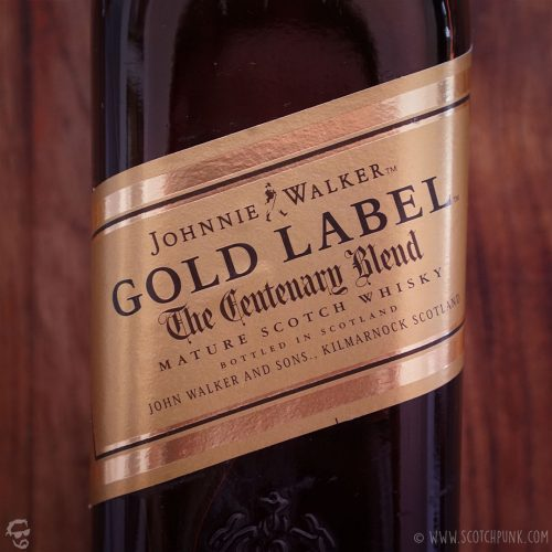 Review: Johnnie Walker Gold Label 18