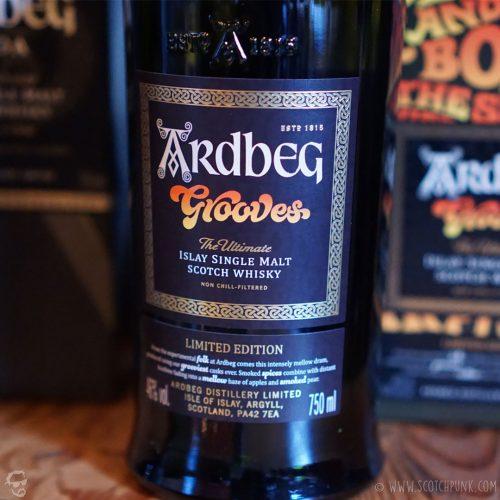 Review: Ardbeg Grooves