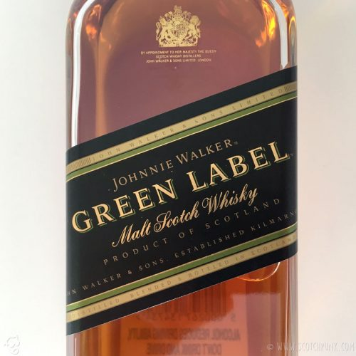 Review: Johnnie Walker Green Label