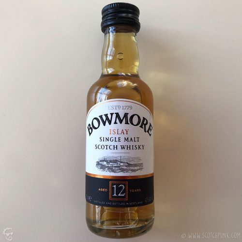 Review: Bowmore 12
