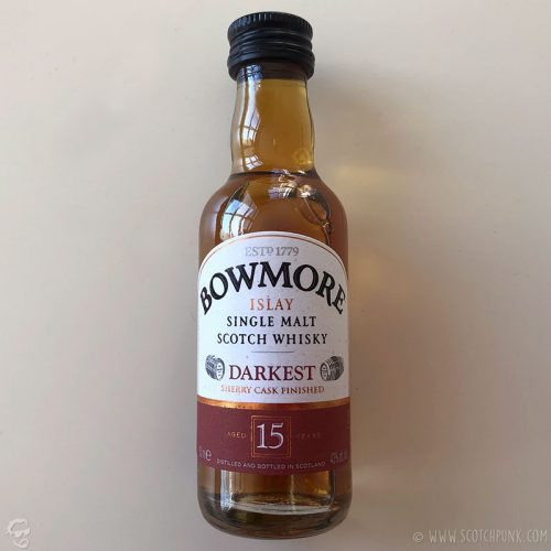 Review: Bowmore 15