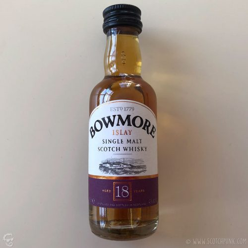 Review: Bowmore 18