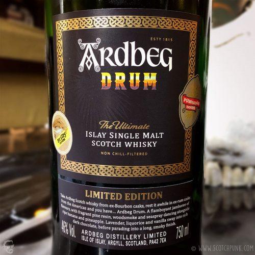 Review: Ardbeg Drum