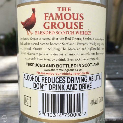 Review: Famous Grouse