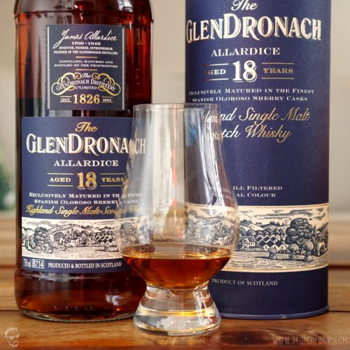Review: GlenDronach 18