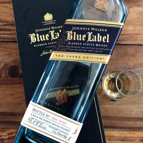 Review: Johnnie Walker Blue Label Casks Edition