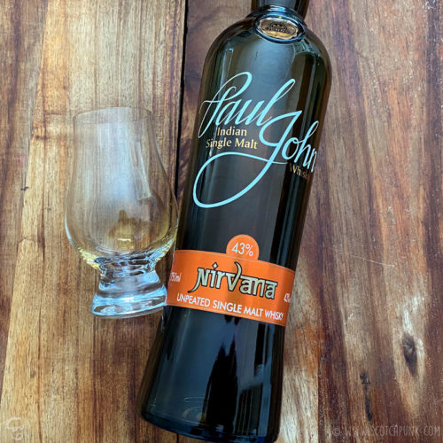Review: Paul John Nirvana