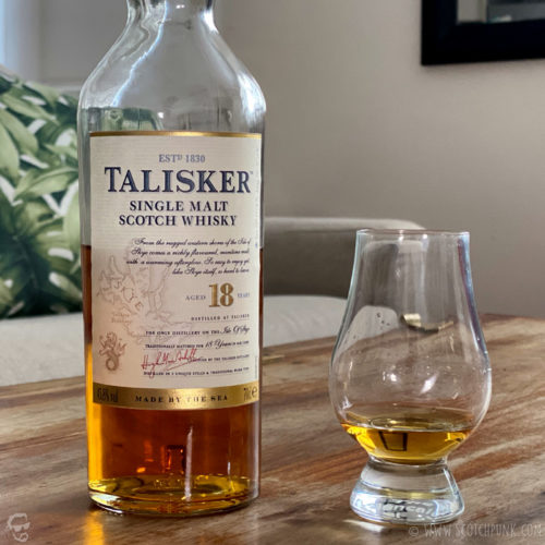Review: Talisker 18