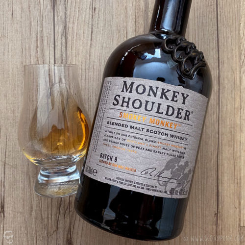 Review: Monkey Shoulder Smokey Monkey