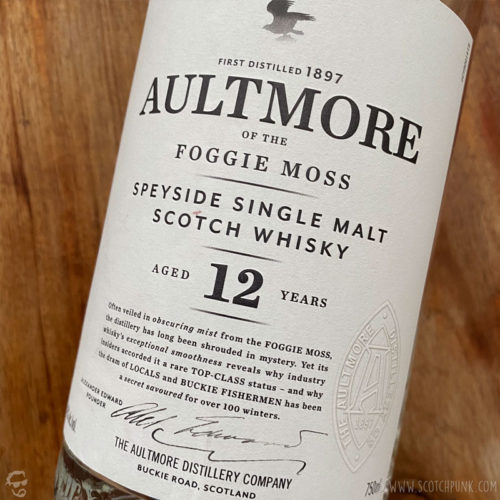 Review: Aultmore 12